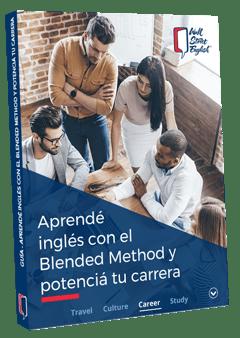 Guía para aprender inglés con el blended method