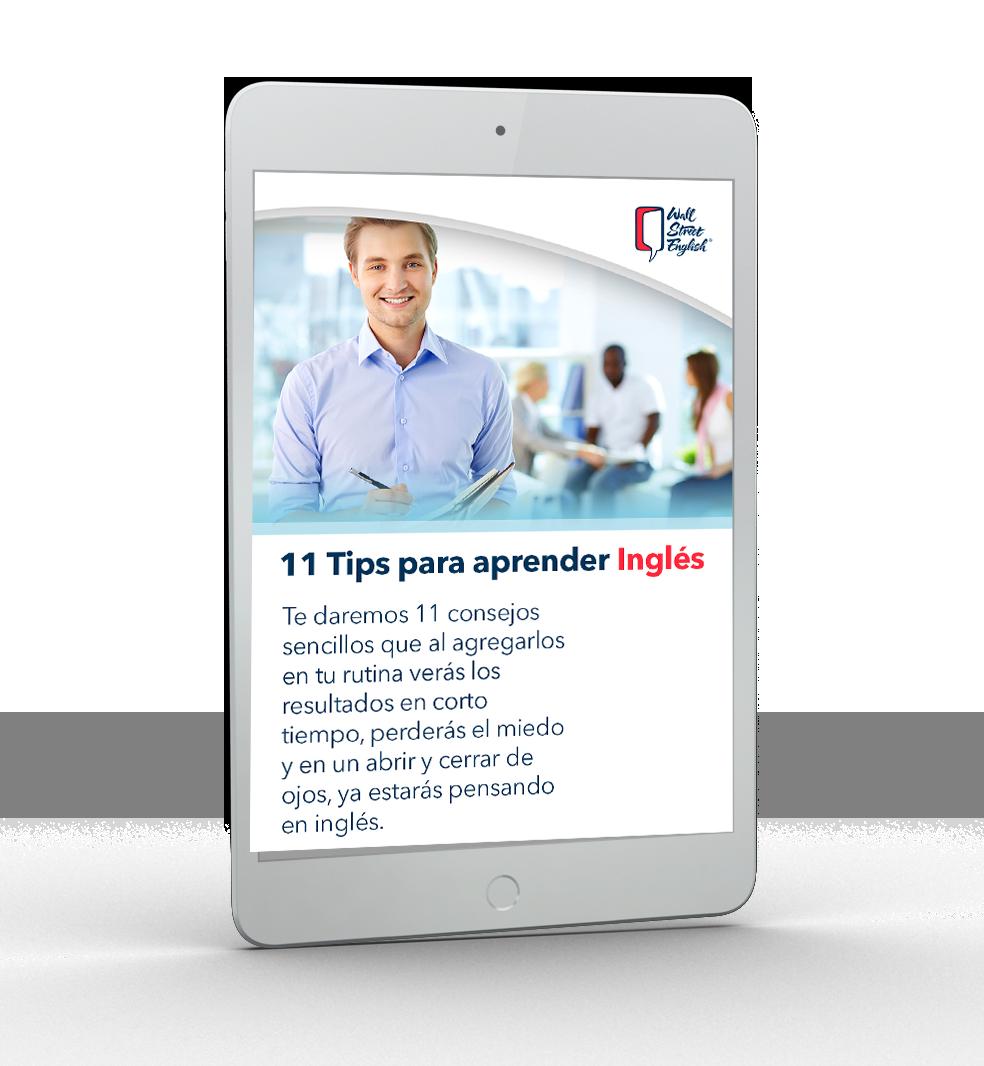 WSE -Ipad   11 Tips para aprender ingles Preview
