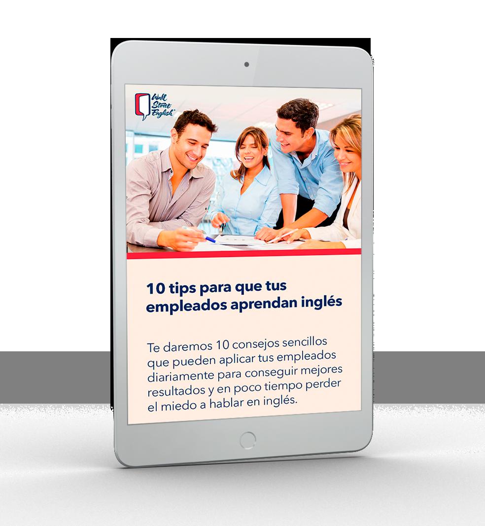 WSE -Ipad 10 tips para tus empleados