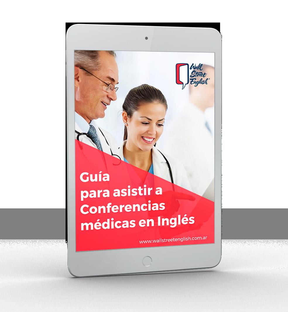 WSE -Ipad Guía de inglés para conferencias médicas