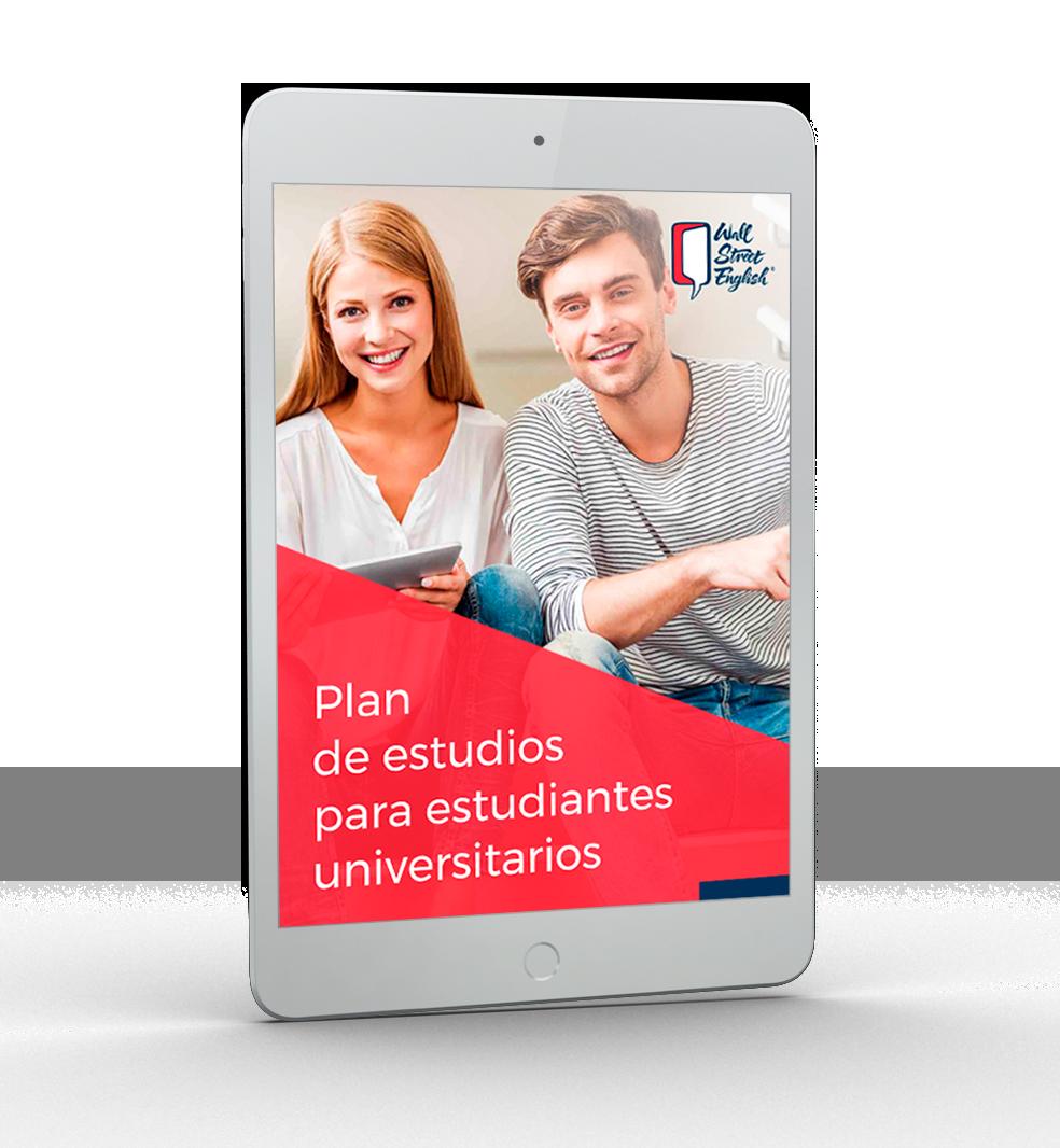 WSE -Ipad Plan de estudios para estudiantes universitarios