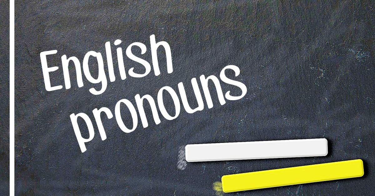 Aprendé el uso de los pronombres en inglés
