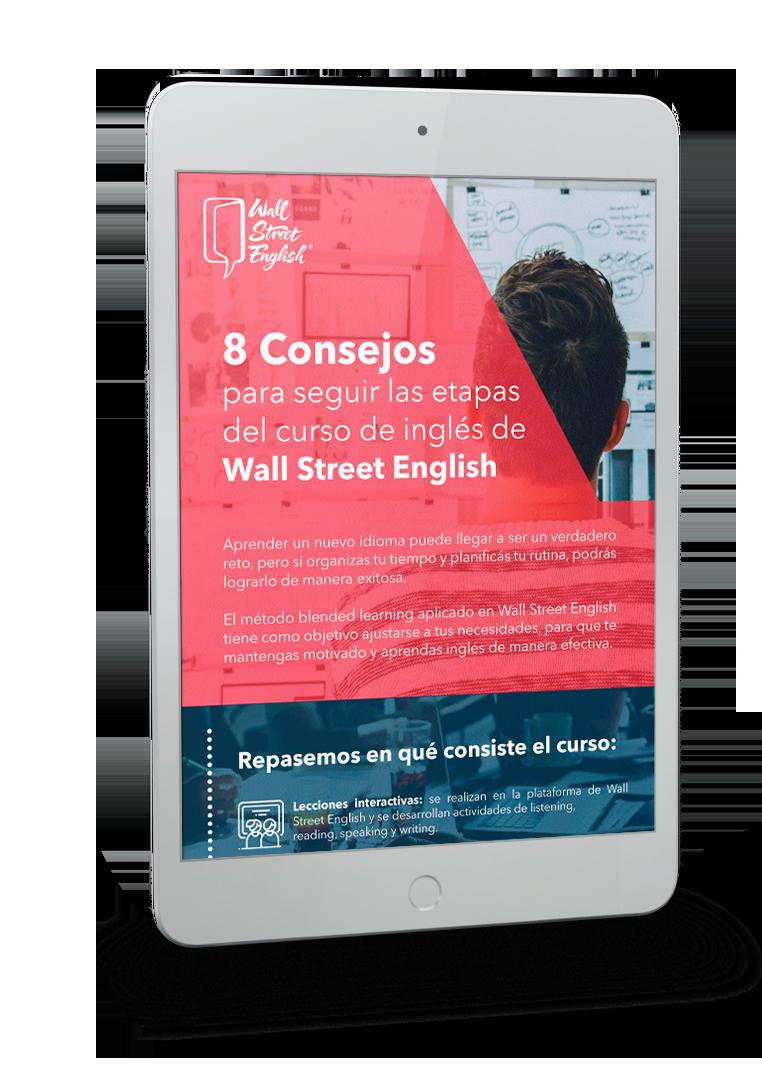 WSE - 180516 - CTA - 8 consejos  - ipad
