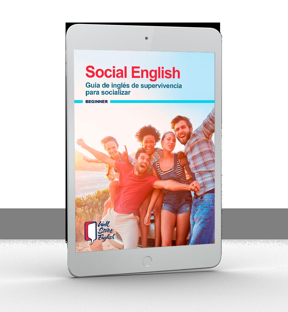WSE -Ipad Socialize English